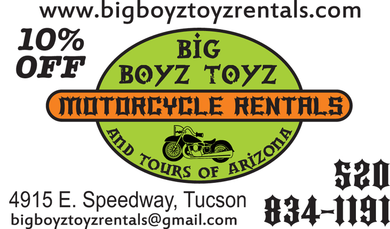 Big Boy Toyz 10% Off (ad)