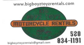 Big Boy Toyz Rentals (image)