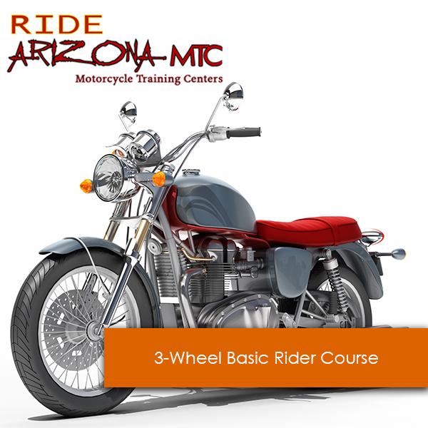 Sierra Vista: 3-Wheel Basic Rider Course (Updated)